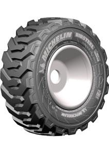 Bibsteel All Terrain Skid Steer Tires